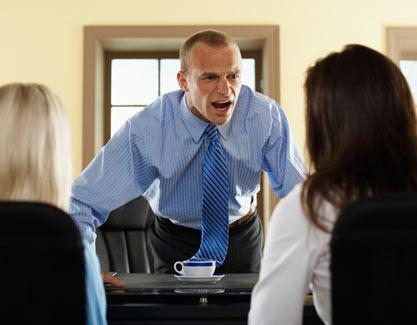 Bullying Kills Morale, Leadership Credibility and Employee Retention