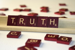Truth…Can You Handle the Truth?