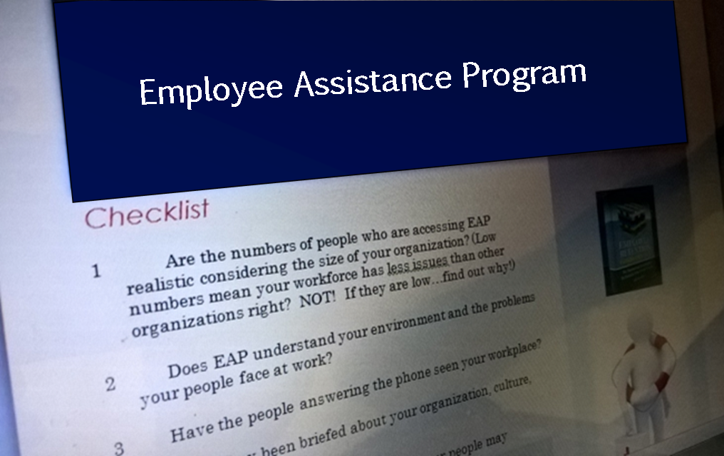 Is your EAP on the right track?