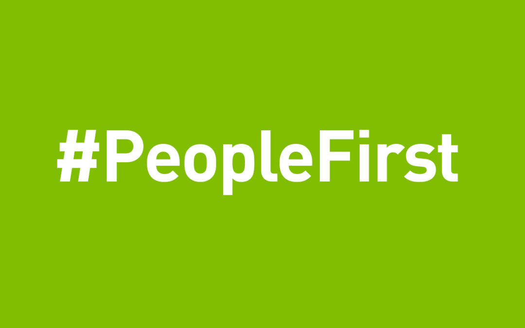 Your People Come First