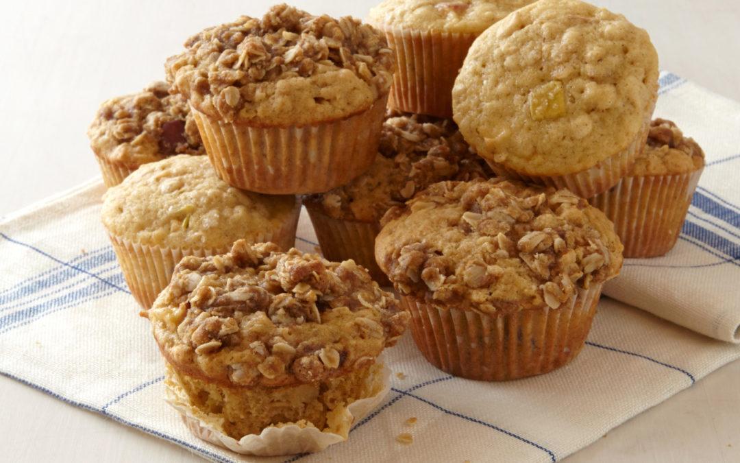 Muffins Don't Cut it…Solve the Problem